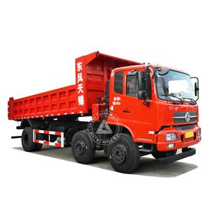 Dongfeng KR 6x2 GVW 17.2 Ton 17m3 To 20m3 Dump Truck