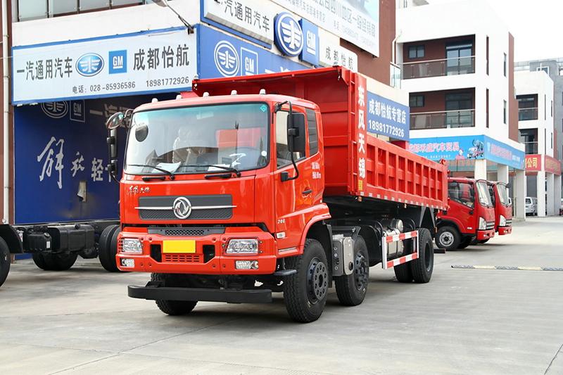 20 ton dump truck