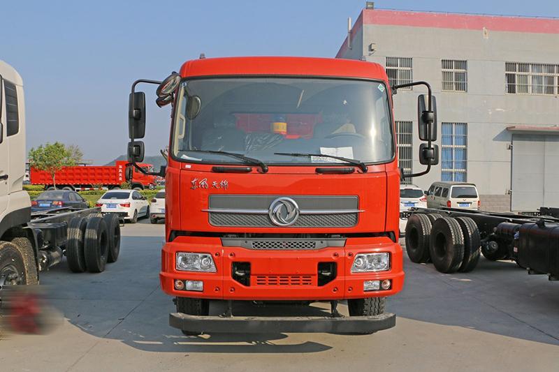8x4 dump truck