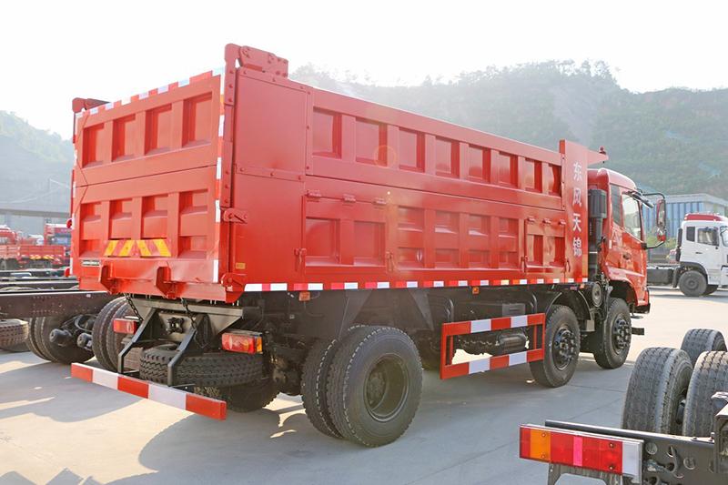 22m3 Dump Truck