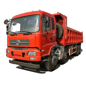 Dongfeng KR 8x4 280hp GVW 30 Ton 18m3 To 26m3 Dump Truck