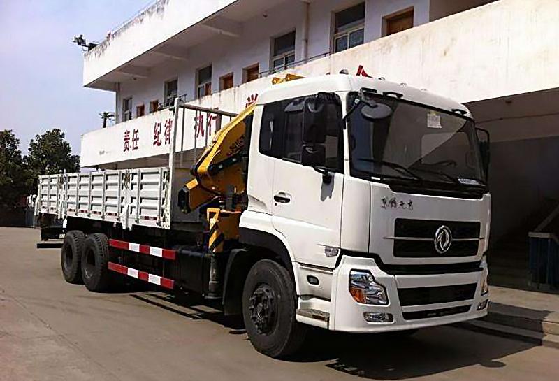 crane truck