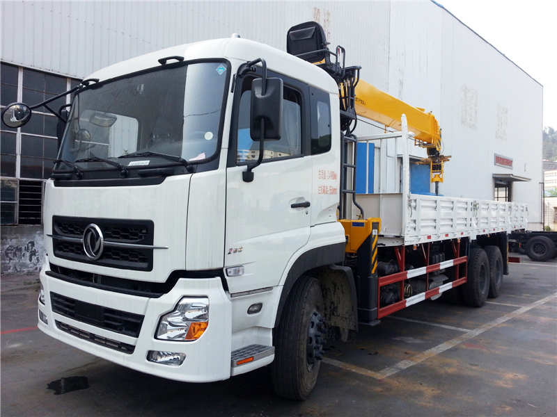 Dongfeng Truck Mounted Crane