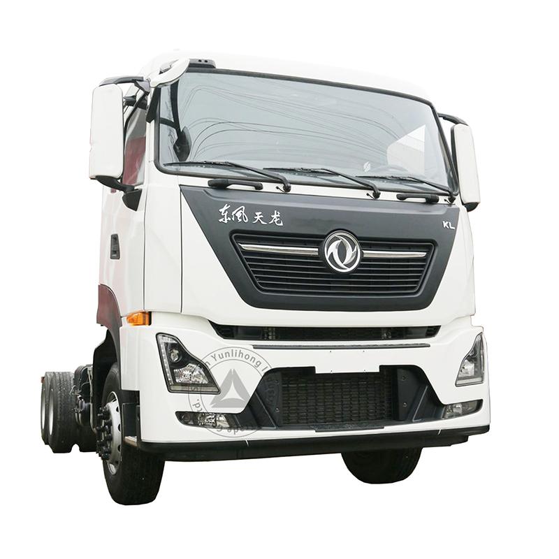 6x4 Truck Mounted Crane