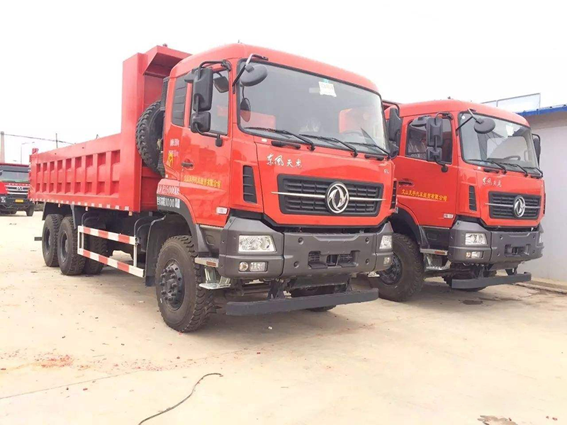 40 ton dump truck