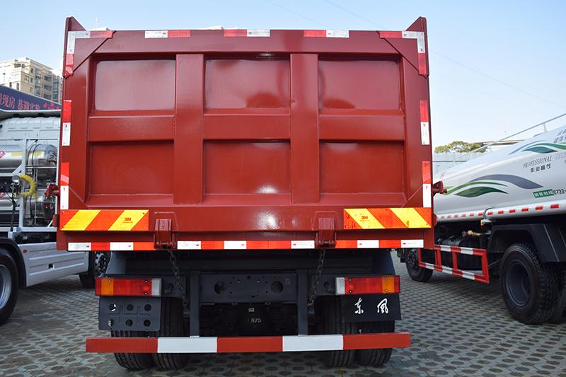 6x4 dump truck