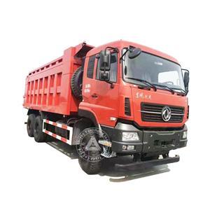 Camion à benne basculante Dongfeng KC 6x4 GVW 35 tonnes 15m3 à 23m3