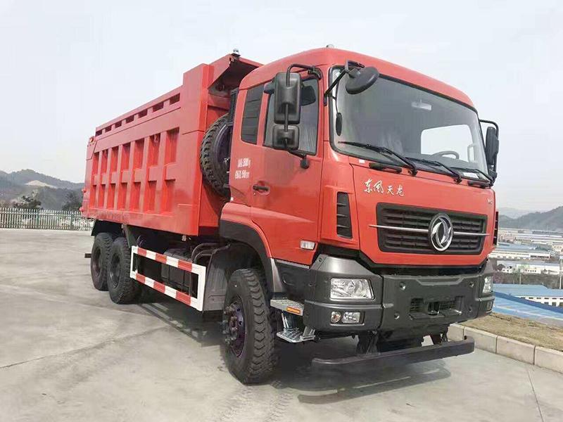 50 ton dump truck