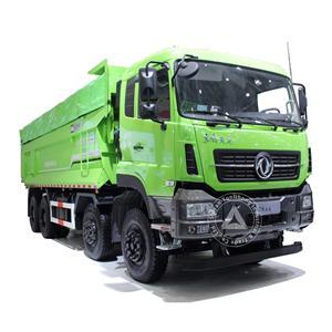 डोंगफेंग केसी 8x4 जीवीडब्ल्यू 40 टन 23 एम 3 टू 28 एम 3 डंप ट्रक
