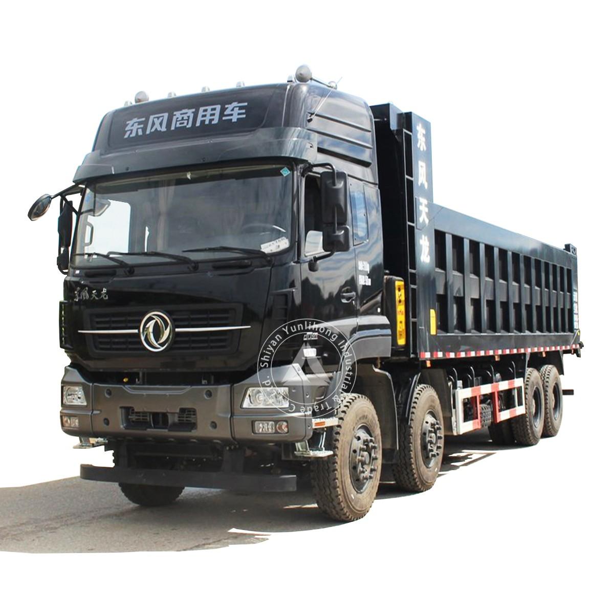 Dongfeng KC 8x4 GVW 40 Ton 23m3 To 30m3 Dump Truck