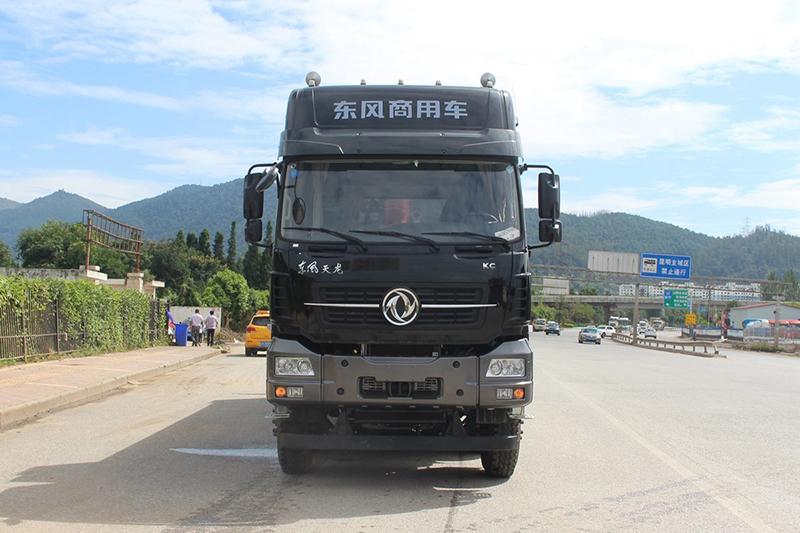 Dongfeng dump truck