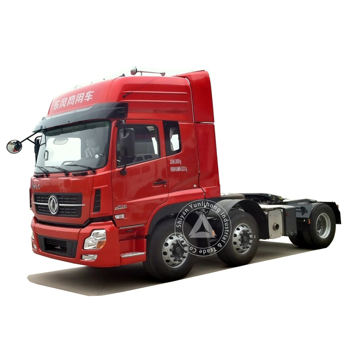 Dongfeng KL 360hp To 420hp 6x2 Tractor Truck Manufacturers, Dongfeng KL 360hp To 420hp 6x2 Tractor Truck Factory, Supply Dongfeng KL 360hp To 420hp 6x2 Tractor Truck