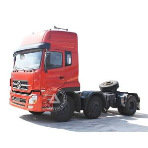 Dongfeng KL 360hp To 420hp 6x2 Tractor Truck