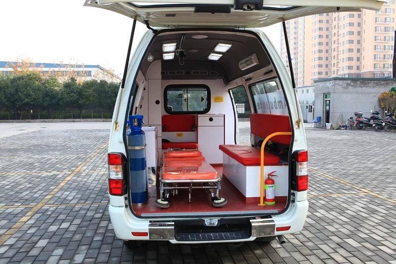 cheap ambulance price