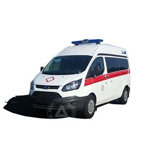 Middle Roof Transit Ambulance Car Price For Sale