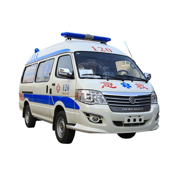 4x2 Middle Roof Cheap Ambulance Price