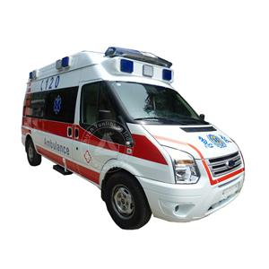 Buy High Roof New Ambulance Manufacture Prices