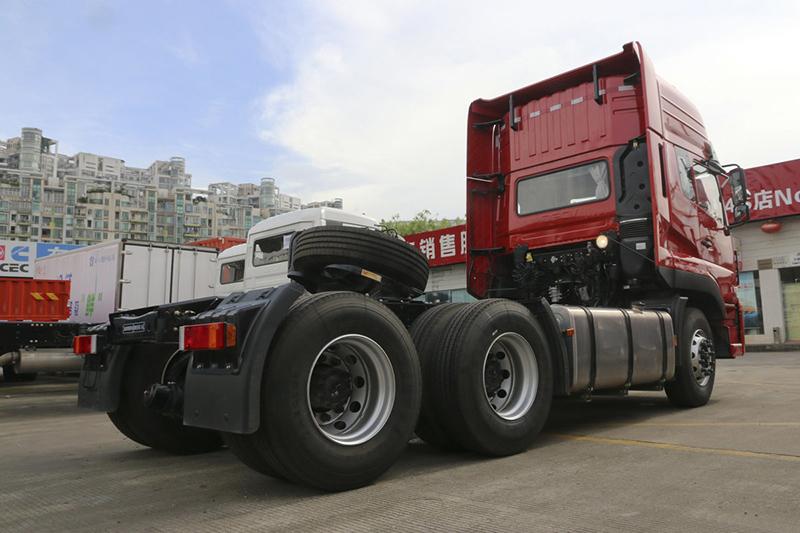 520hp Tractor Truck