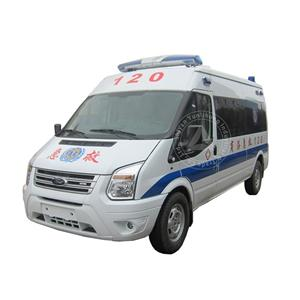 New Middle Roof Mobile Icu Ambulance Car Price