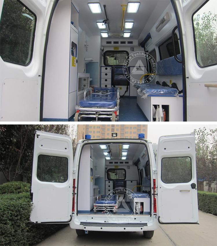 new ambulance price