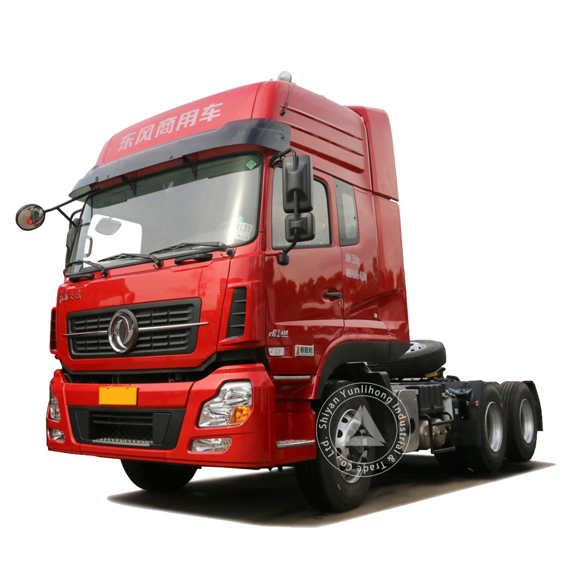Dongfeng KL 450hp 6x4 Tractor Truck Manufacturers, Dongfeng KL 450hp 6x4 Tractor Truck Factory, Supply Dongfeng KL 450hp 6x4 Tractor Truck