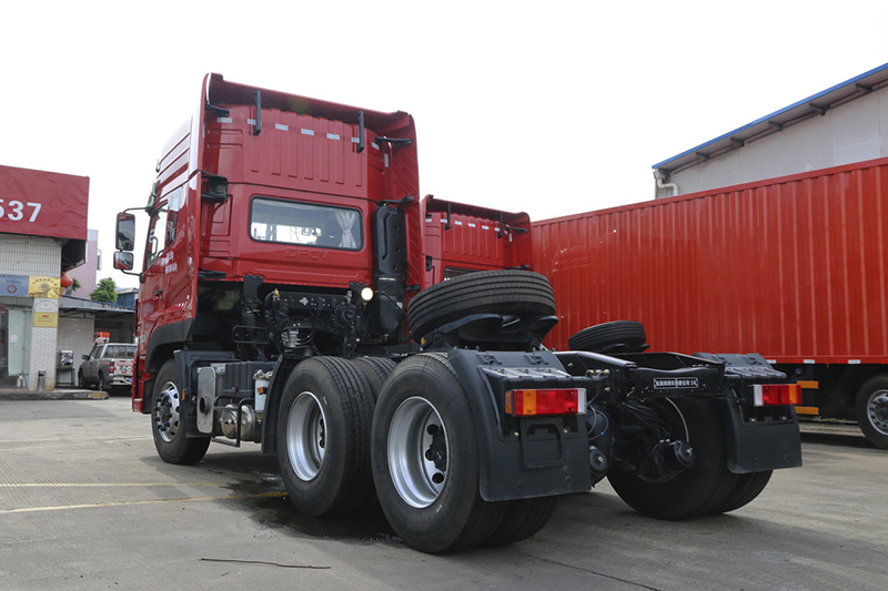 6x4 Tractor Truck