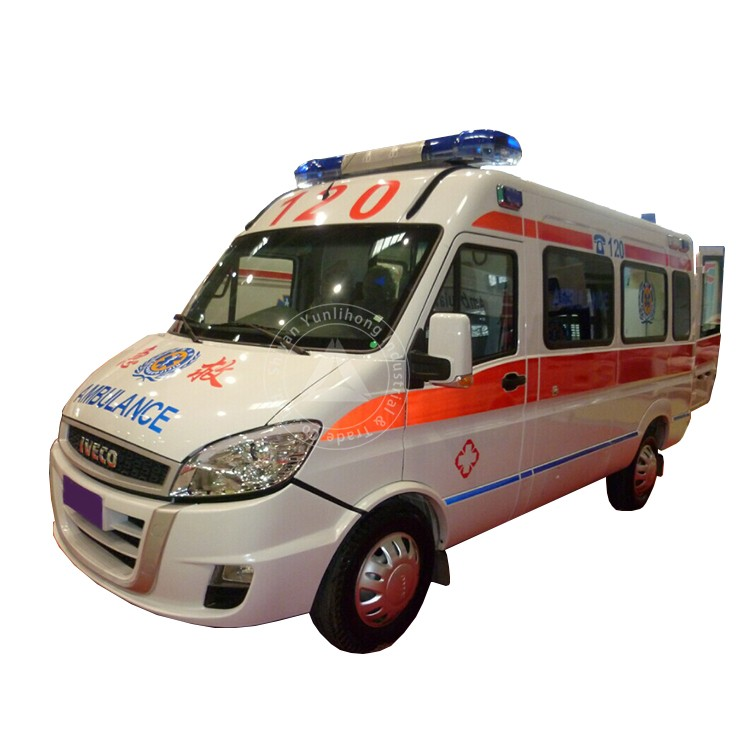 New Middle Roof Hospital Care Ambulance Sale