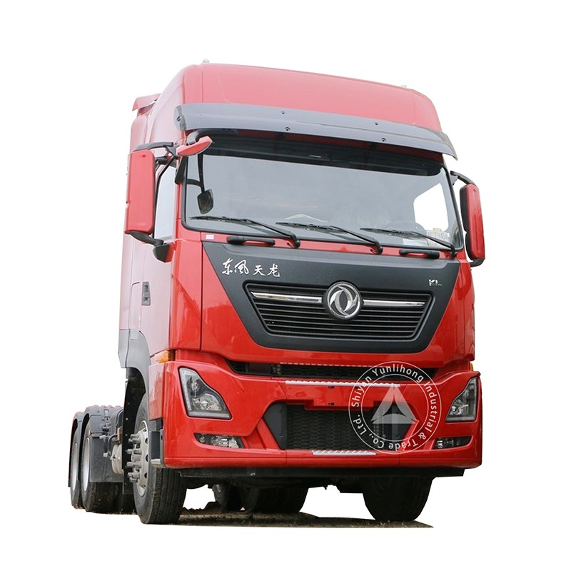 Dongfeng KL 420hp 6x4 Tractor Truck