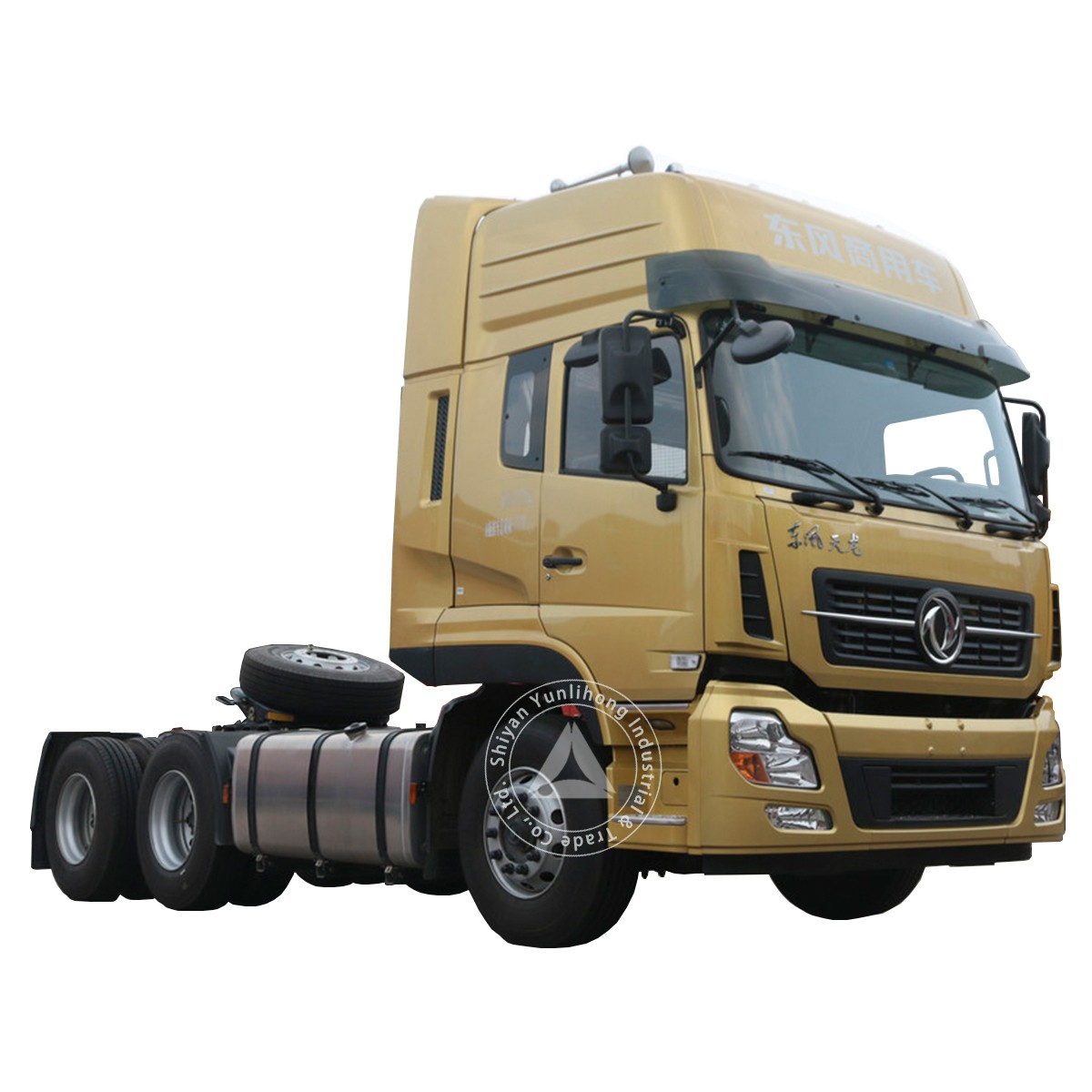 Dongfeng KL 420hp 6x4 Tractor Truck Manufacturers, Dongfeng KL 420hp 6x4 Tractor Truck Factory, Supply Dongfeng KL 420hp 6x4 Tractor Truck