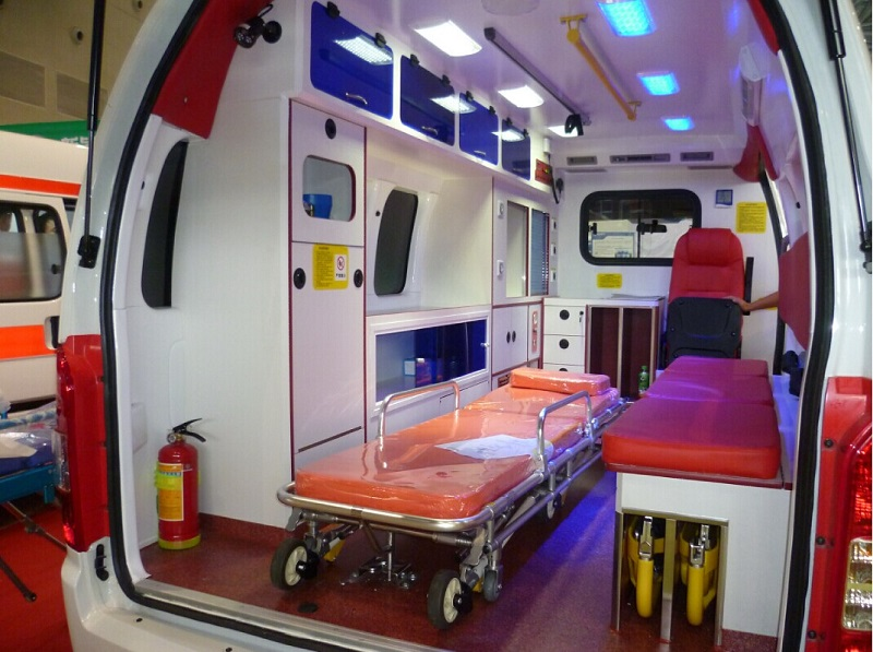 small ambulance sale