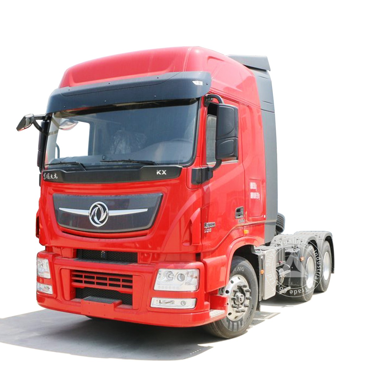 Dongfeng KX 560hp 6x4 Tractor Truck