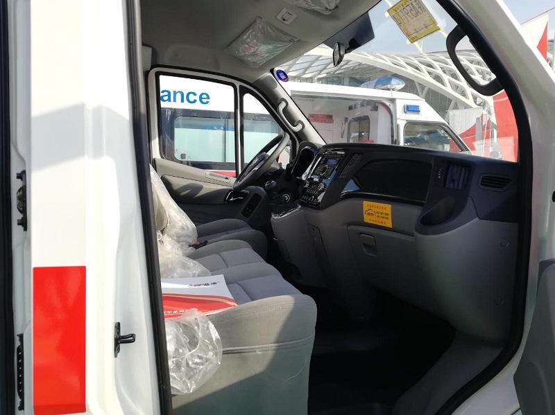 price new ambulance