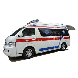 Petrol Brand New Mobile Icu Rescue Ambulance For Sale