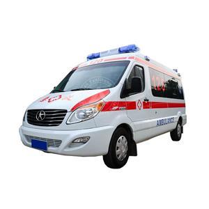 LHD Diesel Transport Medicare Ambulance Dimensions