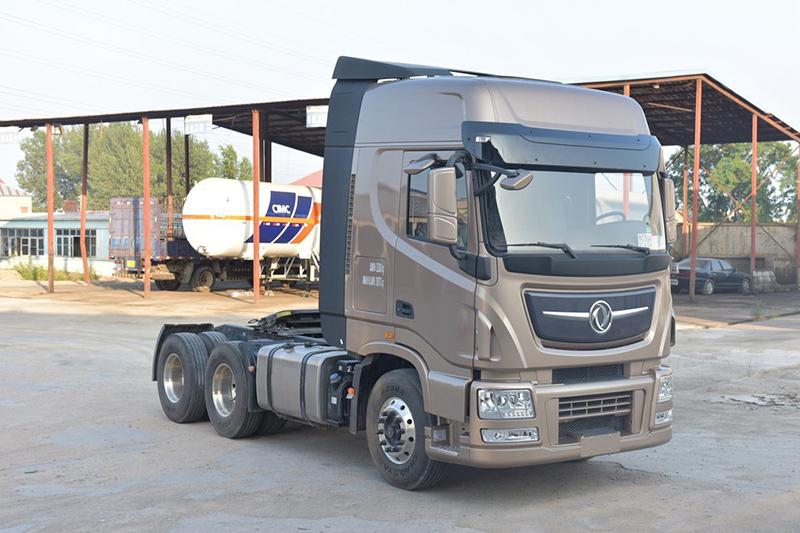 standard capacity truck