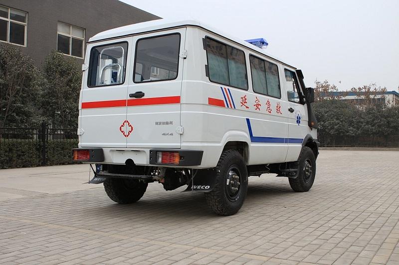 ambulance manufacture price