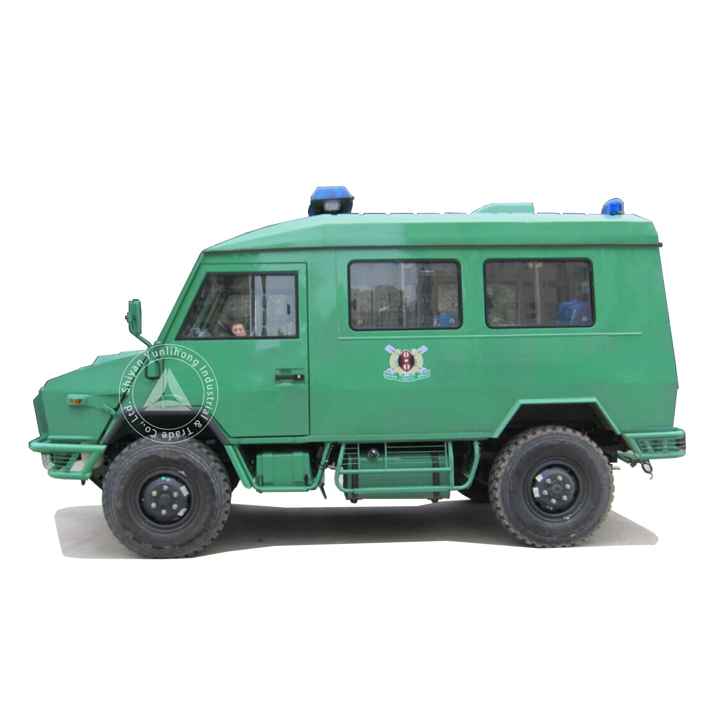 RHD Diesel 4wd The Life Care Rescue Ambulance