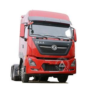 केएल 450hp 6x4 पेट्रोलियम और रासायनिक परिवहन ट्रैक्टर