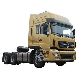 केएल 420hp 6x4 पेट्रोलियम और केमिकल ट्रांसपोर्ट ट्रैक्टर