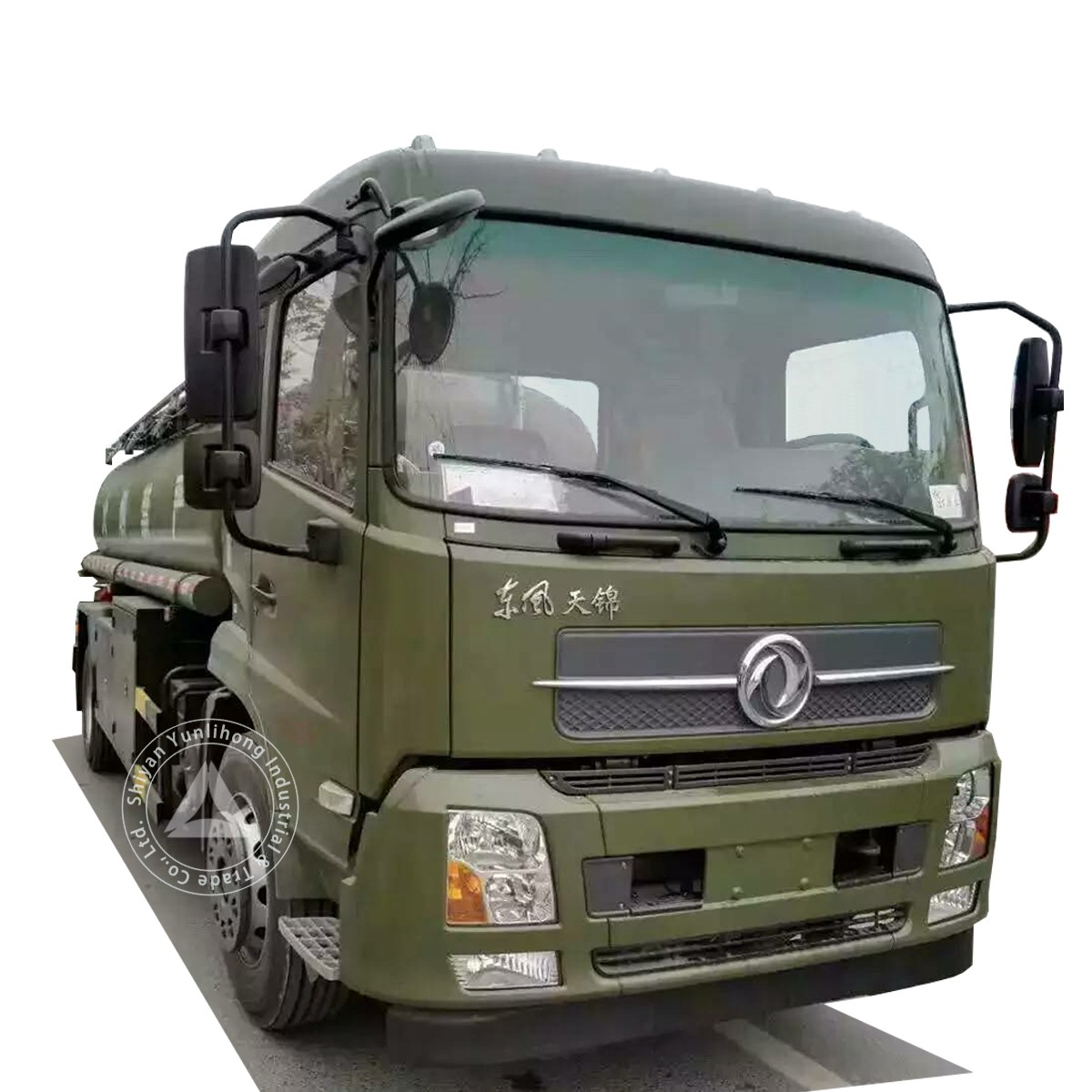 Dongfeng KR 4x2 GVW 12.5t Petroleum & Chemical Transport Tank Truck