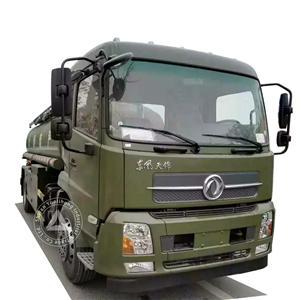 डोंगफेंग केआर 4x2 जीवीडब्ल्यू 12.5 टी पेट्रोलियम और केमिकल ट्रांसपोर्ट टैंक ट्रक