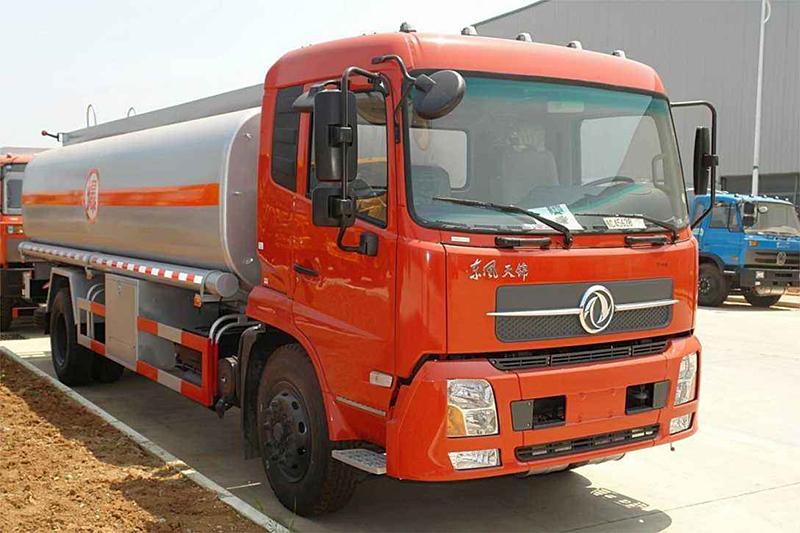 Petroleum & Chemical Transport truck
