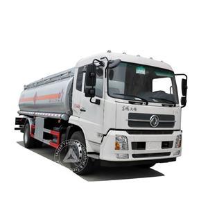 डोंगफेंग केआर 4x2 जीवीडब्ल्यू 15 टी पेट्रोलियम और केमिकल ट्रांसपोर्ट टैंक ट्रक