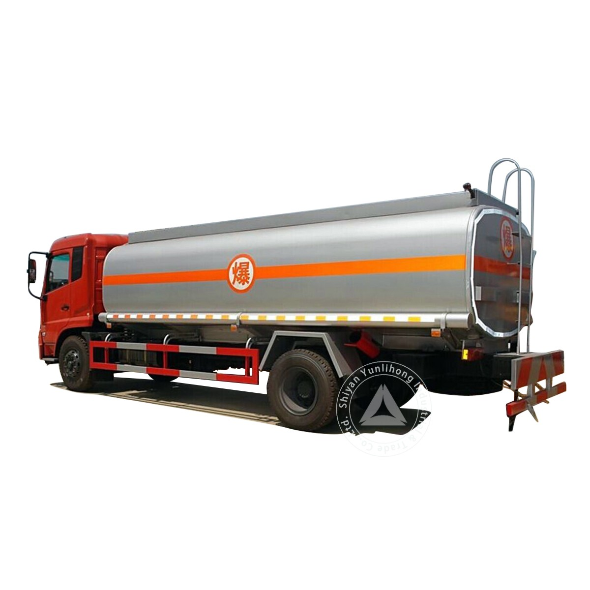 Dongfeng KR 4x2 GVW 15t Petroleum & Chemical Transport Tank Truck Manufacturers, Dongfeng KR 4x2 GVW 15t Petroleum & Chemical Transport Tank Truck Factory, Supply Dongfeng KR 4x2 GVW 15t Petroleum & Chemical Transport Tank Truck