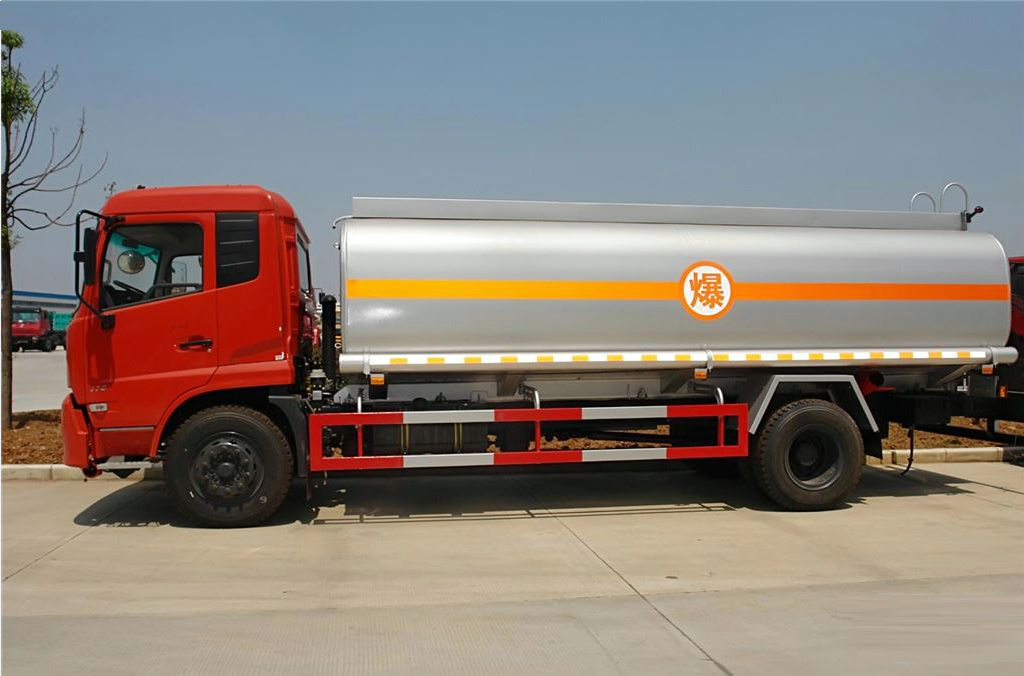 Petroleum & Chemical Transport truck