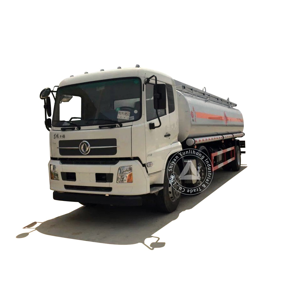 Dongfeng KR 4x2 GVW 20t Petroleum & Chemical Transport Tank Truck
