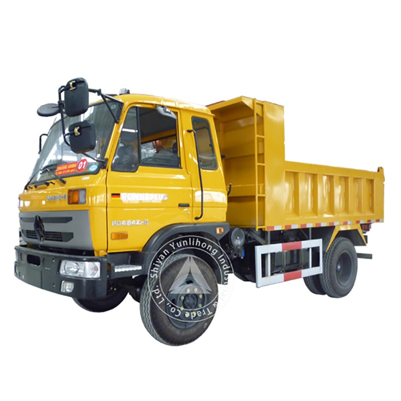 7 Ton 4x4 Off Road All Terrain Dump Truck