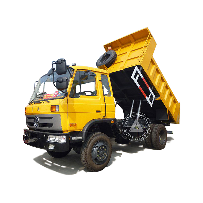 7 ton all terrain dump truck