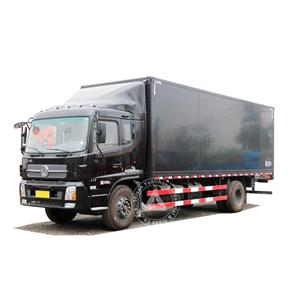 डोंगफेंग के.आर. 4x2 180hp GVW 14 टन एक्सप्रेस और पोस्टल बॉक्स ट्रक