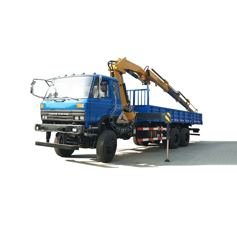 20 ton off road crane truck